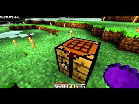 minecraft how to make a purple sheep + purple wool
