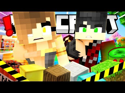 OUR NEW TOWN IS DANGEROUS! BEWARE!! | Krewcraft Minecraft Survival | Episode 22