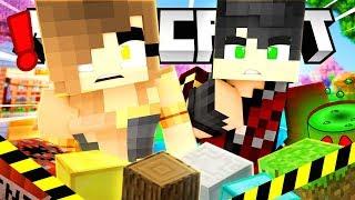 OUR NEW TOWN IS DANGEROUS! BEWARE!!   Krewcraft Minecraft Survival   Episode 22