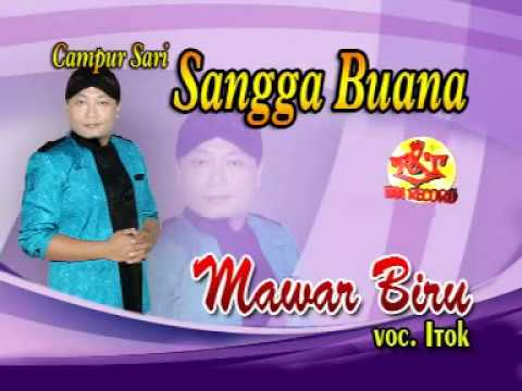 Lirik Lagu MAWAR BIRU Sragenan Karawitan Campursari - AnekaNews.net