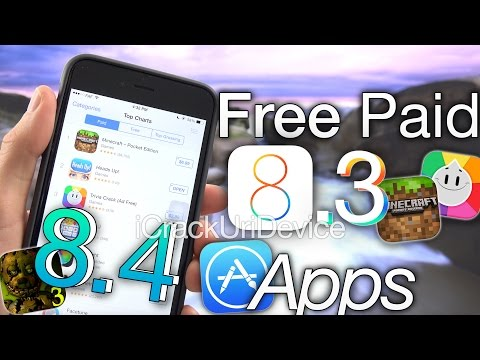iOS 8.3, iOS 8.4 Get Paid Apps (Games) FREE & Gift Cards - Without Jailbreak on All iPhones & iPads