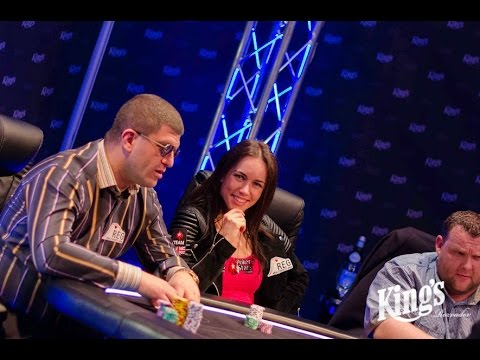 CASH KINGS E41 - EN - NLH 25/50 - Special with Liv Boeree, Leon and Igor Kruganov