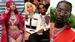 Cardi B Breaks UP With OFFSET Wants Divorce Immediately!