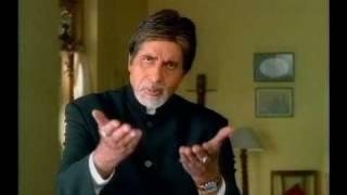 Amitabh Bachchan Polio Messaging PSA