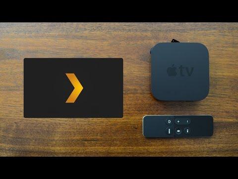 Plex Media Streaming App for 4th Gen Apple TV - [Review]