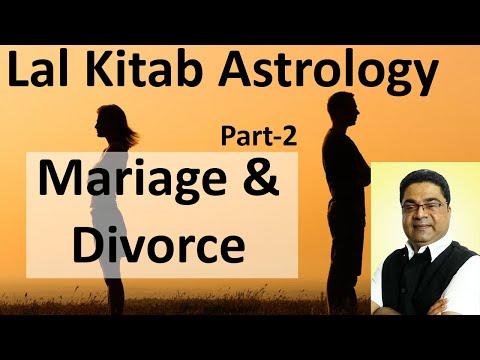 लाल किताब ज्योतिष में शादी और तलाक/LAL KITAB ASTROLOGY MARRIAGE & DIVORCE-2