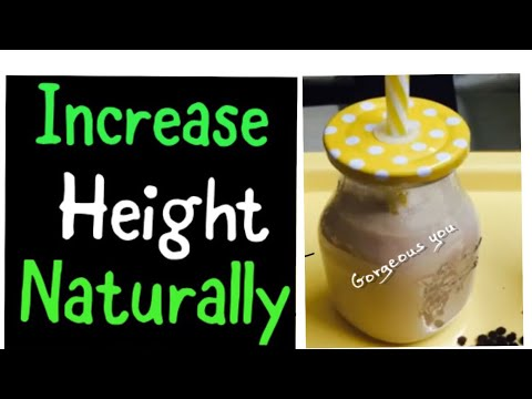 Increase Height naturally/Increase your height after 20/How to increase height natural home remedies