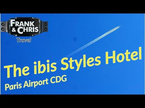 ibis Styles Paris Airport CDG Roissy - Impressions by Frank&Chris