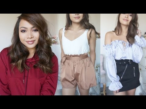 Affordable FALL Clothing TRY ON Haul!