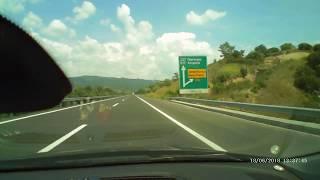 M1 E-75 Macedonia Demir Kapija - Smokvica