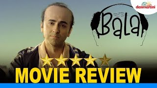 Bala Movie Review | Ayushmann has mastered the art of playing ordinary man extraordinarily