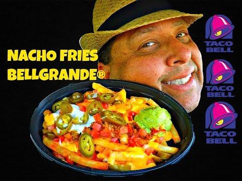 Taco Bell's® Nacho Fries BellGrande REVIEW!