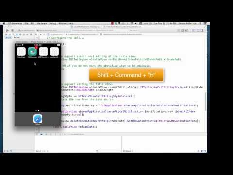 Using Local Notifications in iOS Development