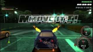 PPSSPP Gameplay - Fast and furious Tokyo Drift
