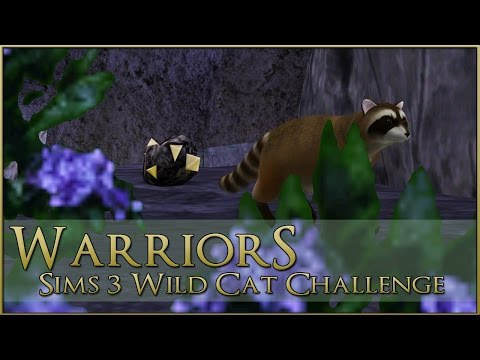 A Masked Intruder in the Caves 🌿 Warrior Cats Sims 3 Legacy - Episode #53