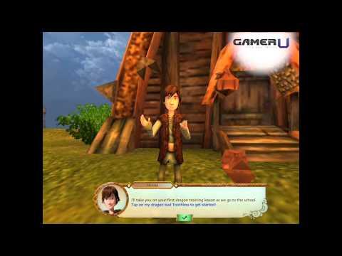 School Of Dragons - Intro & Flying Tutorial