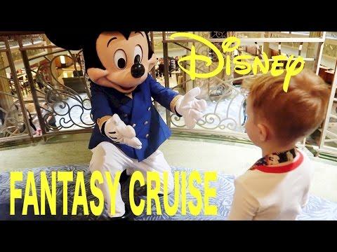 Boarding The Disney Fantasy Cruise!  Part 1 Disney Cruise Vacation