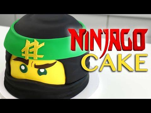 Lloyd CAKE from Lego NINJAGO!
