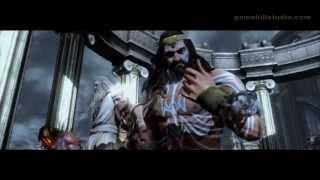 A Trailer God Of War 3 By: Willard Elvin Estacio 1080p HD