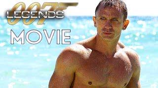 James Bond 007: Legends All Cutscenes (Game Movie) 1440p 60FPS