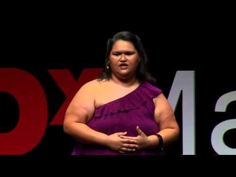 TEDxMaui - Paula Fuga - Believe in Yourself