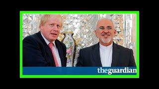 Boris johnson arrives in iran to discuss release of zaghari-ratcliffe