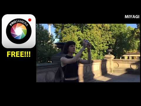 PROCAMERA for iPhone Android PC IPA APK Tutorial Review