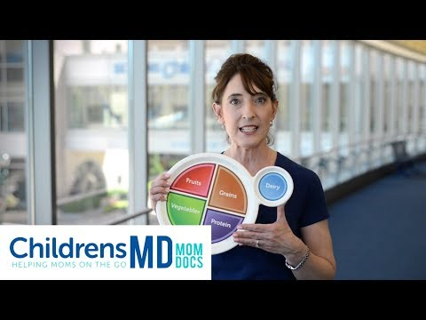 Food Pyramid for Kids: Nutrition 101