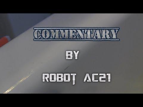 Bathtub Scratch: Ft. Robot AC 21