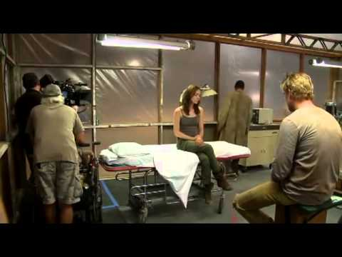 The Host  - (Behind The Scenes Part 1)