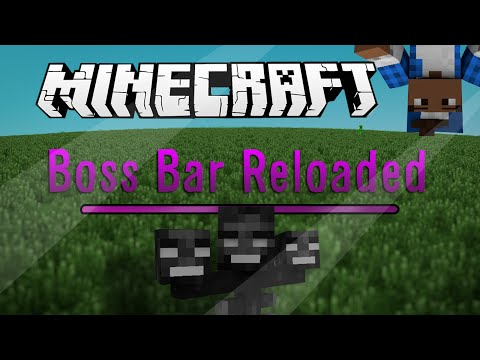 Boss Bar Reloaded Plugin | Minecraft - PlayItHub Largest Videos Hub