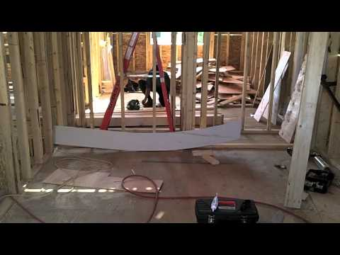 Building a Curved Gable that actually looks good