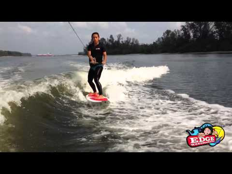 Wakesurfing Lesson 1: Getting Up On A Wake Surf Board
