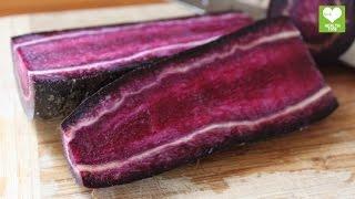 Purple Carrot Health Benefits