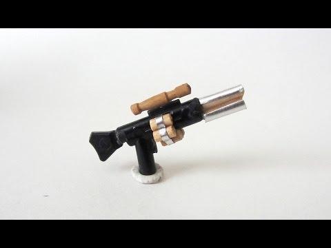 How To Make - Custom LEGO Star Wars Shotgun!
