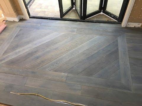 Hardwood Floors, Borders and Designs