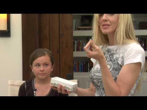 Tara Starling High School Musical Makeup Artist Swarovski Crystals Giveaway