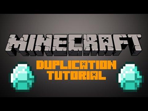 Minecraft- FIREWORK DUPLICATION!