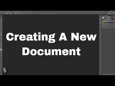 Photoshop Web Design Tutorial Series - Creating a New Document