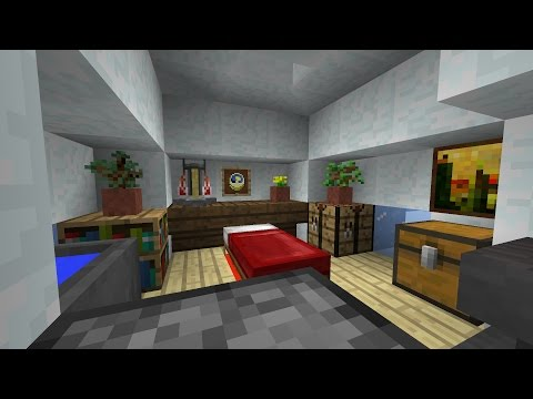 Igloo - A Minecraft House In Minutes