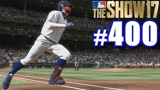 400TH EPISODE EXTRAVAGANZA! | MLB The Show 17 | Road to the Show #400