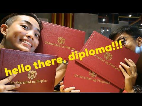 VLOG: I GOT MY DIPLOMA! by Chase Salazar