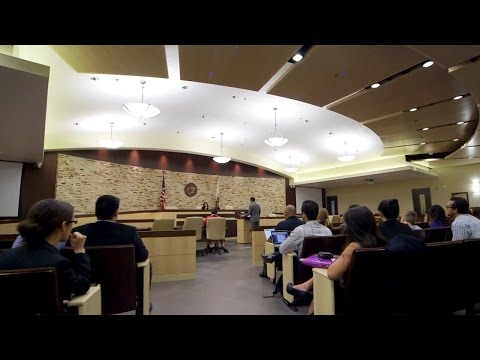 Experience the Law at Whittier Law School