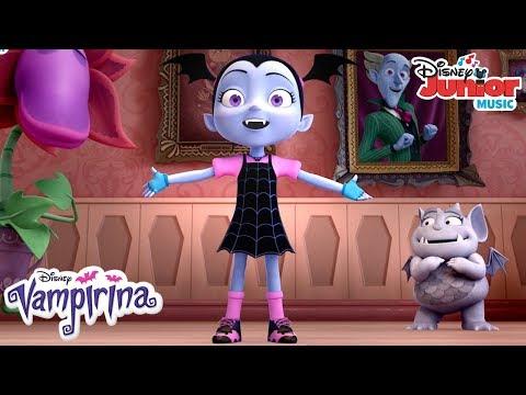 Dancelvania Day Music Video   Vampirina   Disney Junior