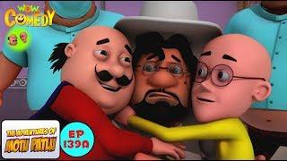 bachche motu patlu motu patlu in hindi 3d animated cart