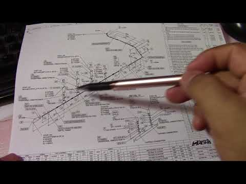 PipeFitter Tutorial Video on How to Read Isometric Drawing Professionaly