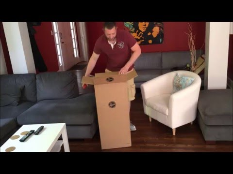 Hoover Vacuum Review - Hoover Windtunnel 3 Pro Pet Bagless Upright Unboxing Review