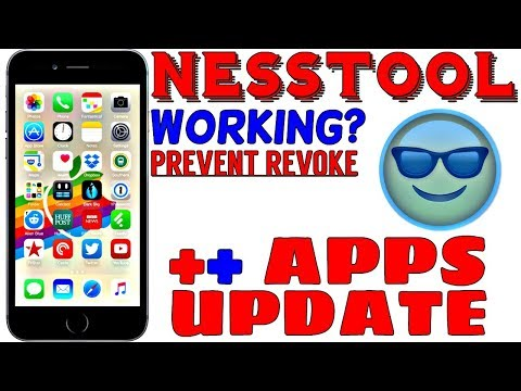 iOS 11.0.2/9-10.3.3: Nesstool Working? - Stop ++ Apps / Hacked Apps From Revoke | Spotify ++ & More
