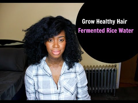 How I like to make Fermented Rice Water| Enhancing Rice water| Livingwithosa