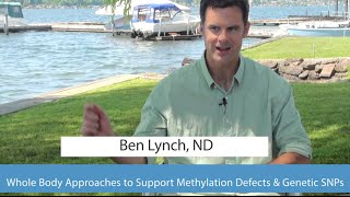 Ben Lynch- MTHFR, Over Methylation, Histamine & Asthma